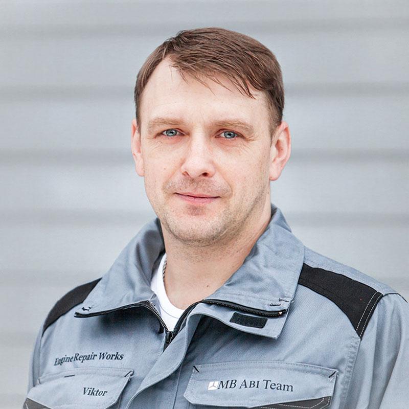 Виктор Репин