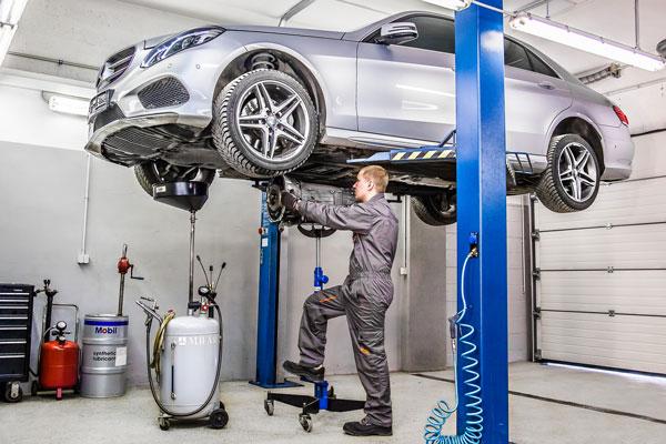Mercedes-Benz Repair Services | MB Abi
